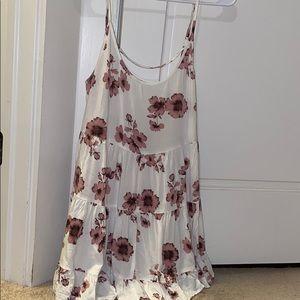 Brandy Melville Floral Jada dress